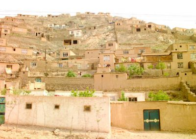 Hillside Dwellings