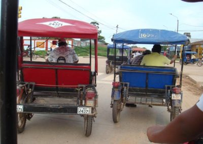 Tuktuks for travel